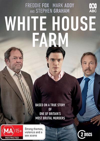 White HouseFarm(DVD)