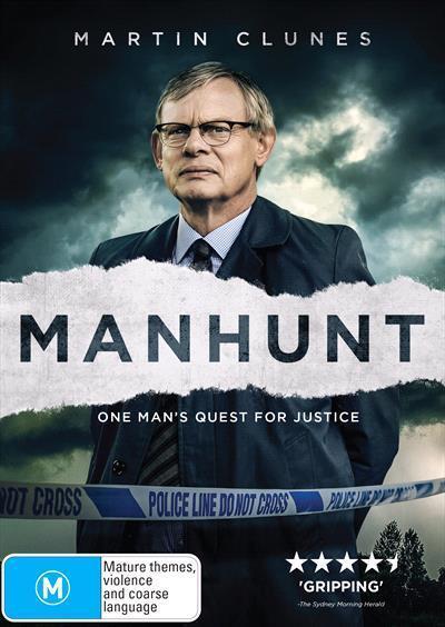 Manhunt: Series1(DVD)