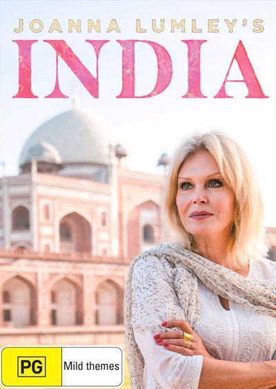 Joanna Lumley'sIndia(DVD)