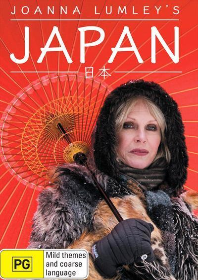 Joanna Lumley's Japan (DVD)