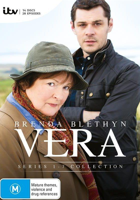Vera: Series1-7(DVD)