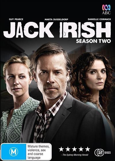 Jack Irish: Season2(DVD)