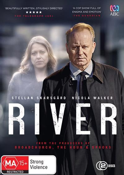 River: Season 1 (DVD)