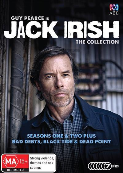 Jack Irish Box-set: Season 1 & 2, TV Special (DVD)