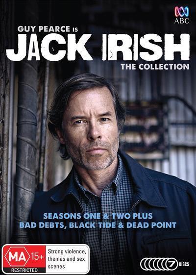 Jack Irish Box-set: Season 1 & 2, TVSpecial(DVD)