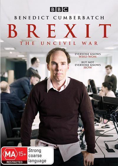 Brexit: The UncivilWar(DVD)