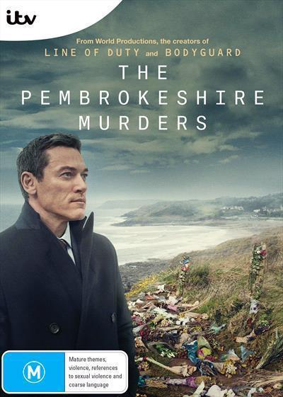 The Pembrokeshire Murders (DVD)
