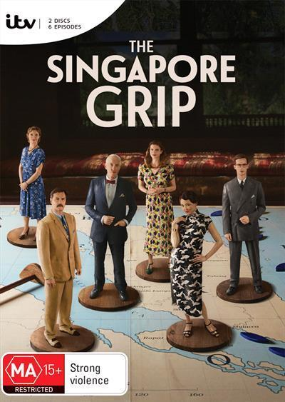 The Singapore Grip (DVD)