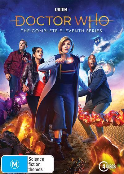Doctor Who: Season11(DVD)