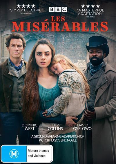 Les Miserables (DVD)