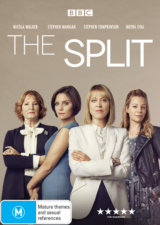 Split: Season1(DVD)