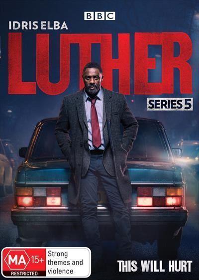 Luther: Series5(DVD)