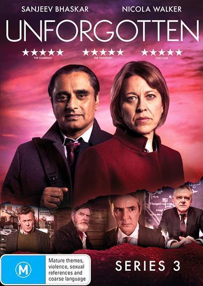 Unforgotten: Series3(DVD)