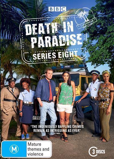 Death In Paradise: Season8(DVD)