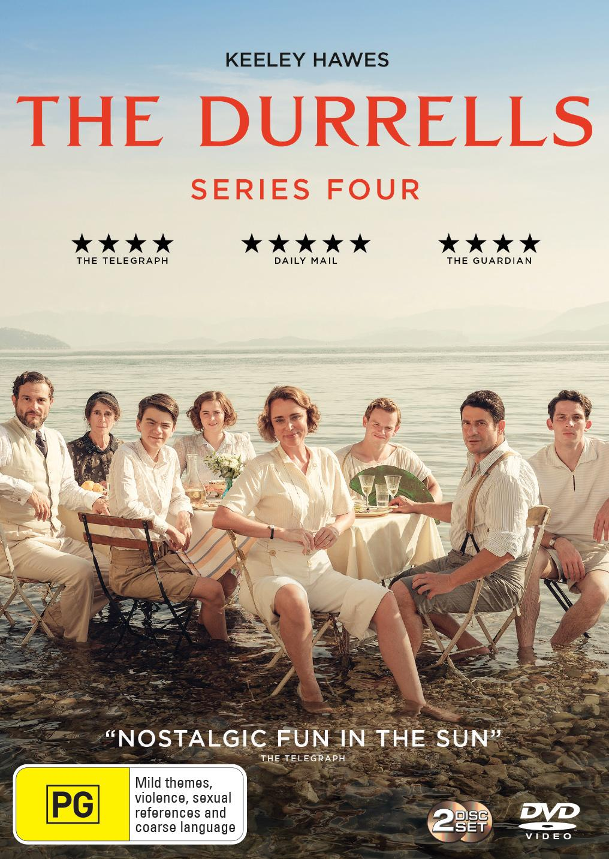 The Durrells: Series4(DVD)