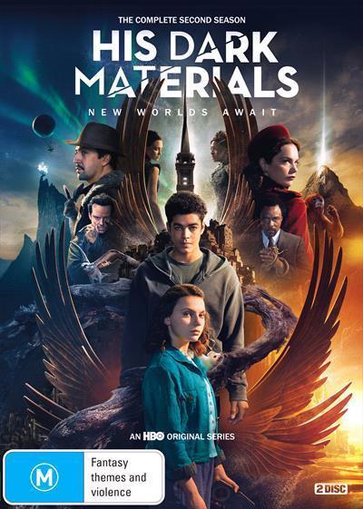 His Dark Materials: Season 2 (DVD)