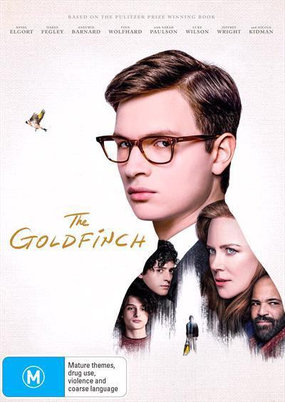 The Goldfinch (DVD)