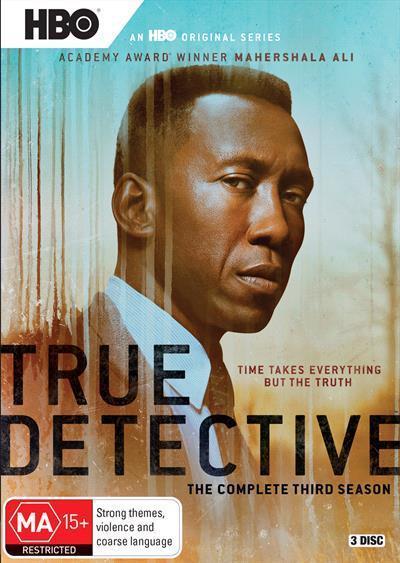 True Detective: Season3(DVD)