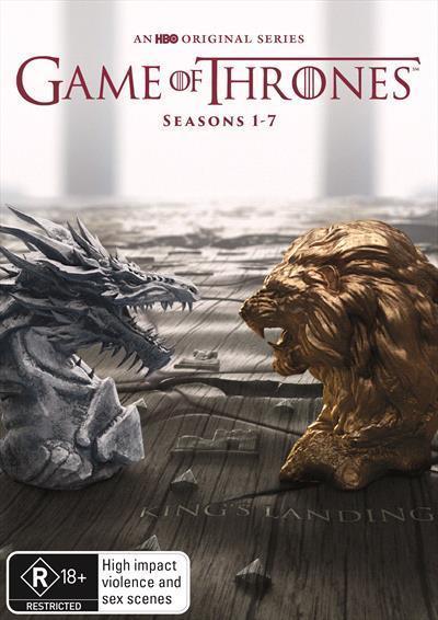 Game Of Thrones: Season 1 -7(DVD)