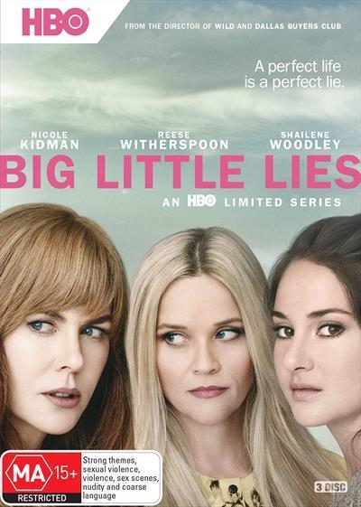 Big Little Lies: Season 1 (DVD)