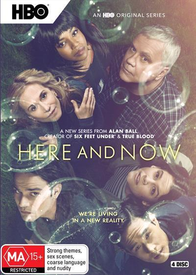 Here and Now: Season 1 (DVD)