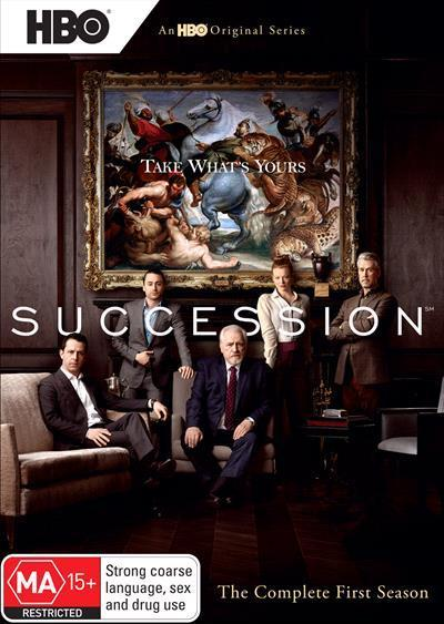 Succession: Season 1 (DVD)