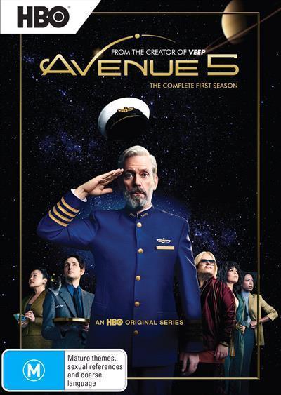 Avenue 5: Season1(DVD)