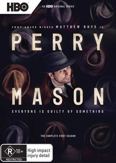 Perry Mason: Season1(DVD)