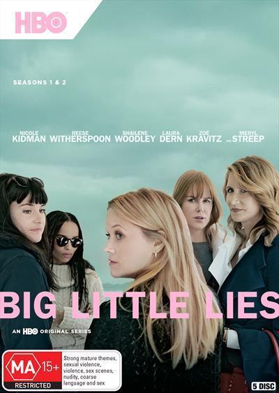 Big Little Lies: Series 1 & 2Box-set(DVD)
