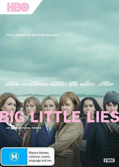 Big Little Lies: Season2(DVD)