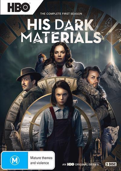 His Dark Materials: Season 1 (DVD)
