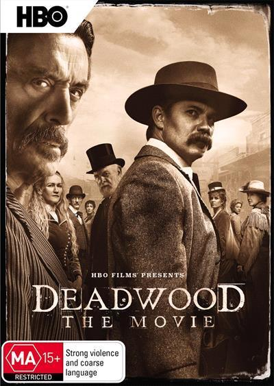 Deadwood: The Movie (DVD)