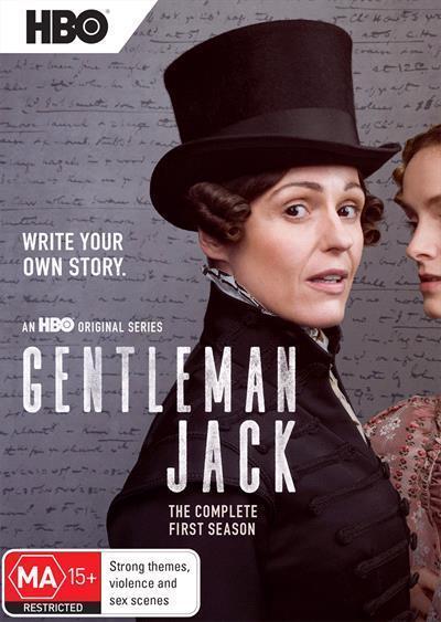 GentlemanJack(DVD)