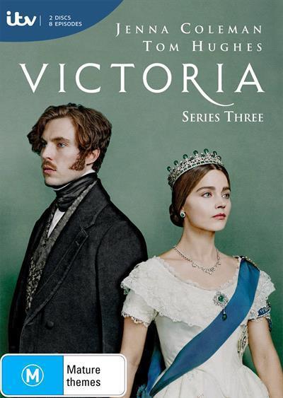 Victoria: Season3(DVD)