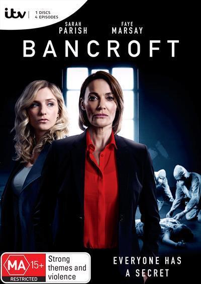 Bancroft: Season1(DVD)