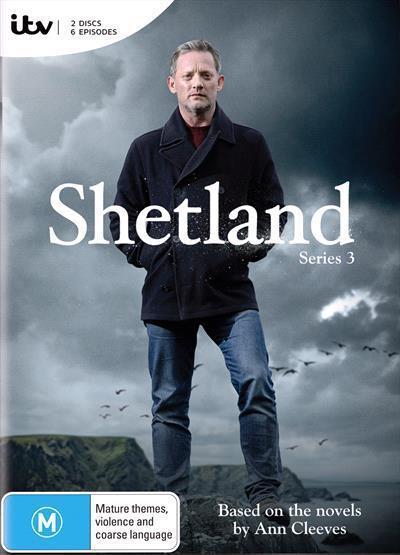 Shetland: Series3(DVD)