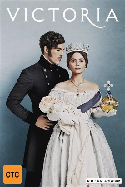 Victoria: Season 1 To3(DVD)