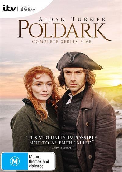 Poldark: Series5(DVD)