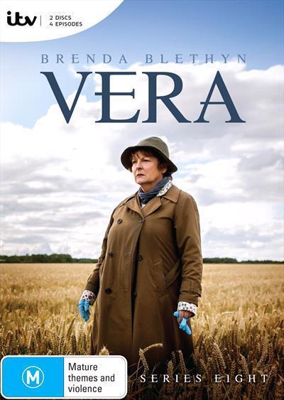 Vera: Series8(DVD)
