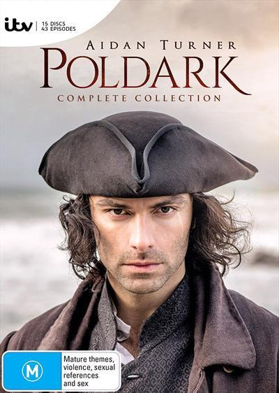 Poldark: Complete Collection (DVD)
