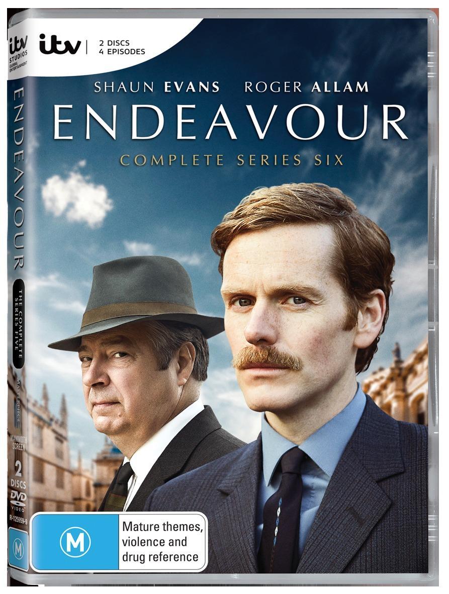 Endeavour: Series6(DVD)