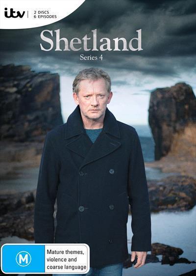 Shetland: Series4(DVD)