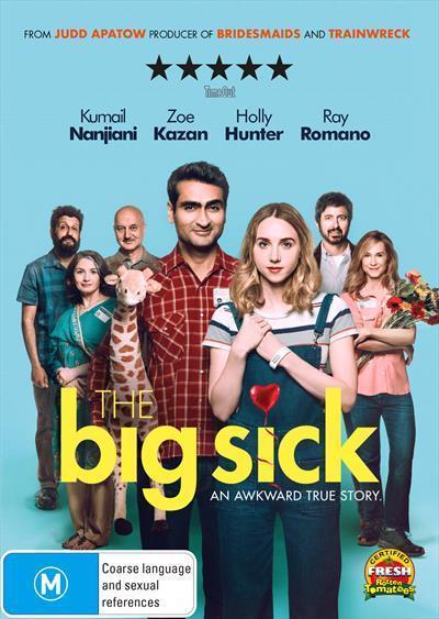 The BigSick(DVD)