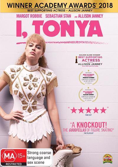 ITonya(DVD)