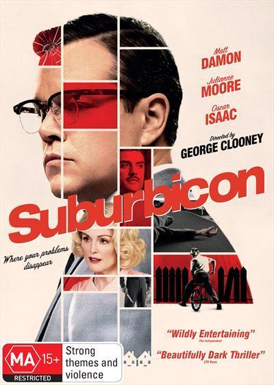 Suburbicon(DVD)