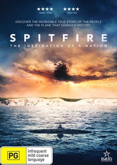 Spitfire(DVD)