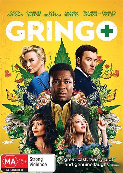 Gringo(DVD)