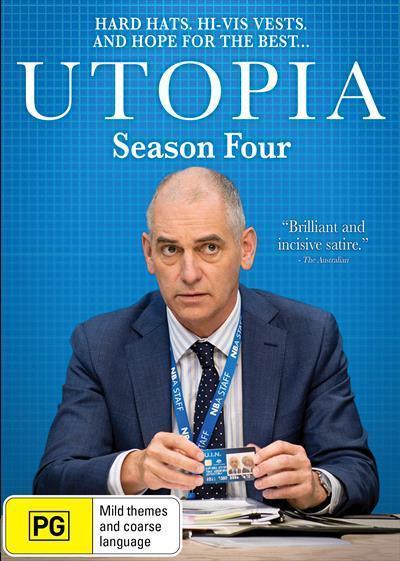 Utopia: Season4(DVD)
