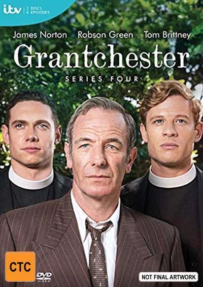 Grantchester: Season4(DVD)