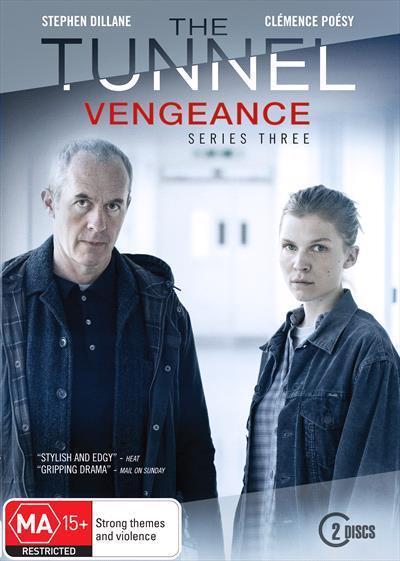The Tunnel: Vengeance: Season3(DVD)